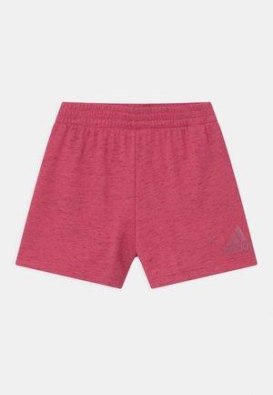 UNISEX - Sportovní kraťasy - light pink