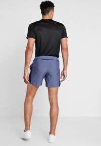 Nike Performance - CHALLENGER SHORT - Sports shorts - blue void/heather/reflective silver - 2