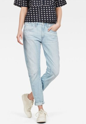 ARC 3D LOW BOYFRIEND  - Relaxed fit jeans - light blue