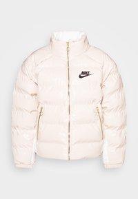 Nike Sportswear - ICON CLASH - Winter jacket - oatmeal/black - 4
