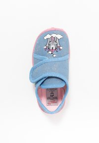 Superfit - SPOTTY - Slippers - blau - 1
