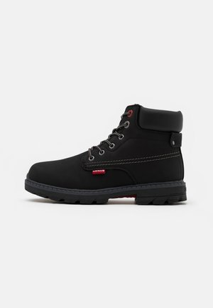 NEW FORREST MID - Veterboots - black