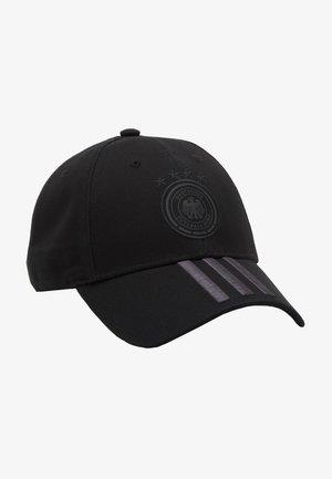 DFB DEUTSCHLAND CAP H/A - Casquette - black/carbon/carbon