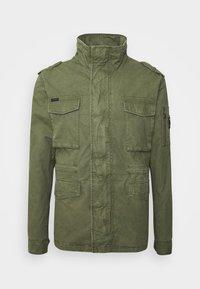 Superdry - CLASSIC ROOKIE JACKET - Light jacket - army - 4