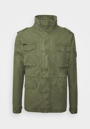 CLASSIC ROOKIE JACKET - Light jacket - army