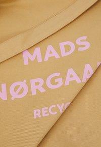Mads Nørgaard - BOUTIQUE ATHENE - Shoppingveske - beige/rose - 2