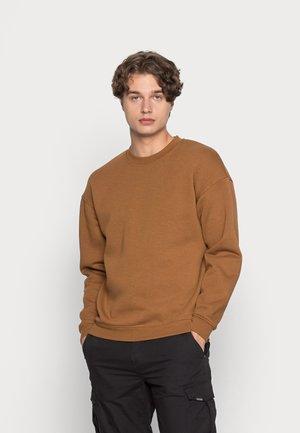 JORBRINK CREW NECK - Sweatshirt - rubber