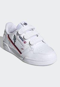 adidas Originals - CONTINENTAL 80 SHOES - Zapatillas - ftwr white/collegiate navy/scarlet - 2
