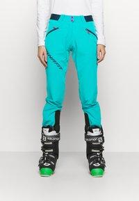 Dynafit - TOURING - Spodnie narciarskie - silvretta - 0