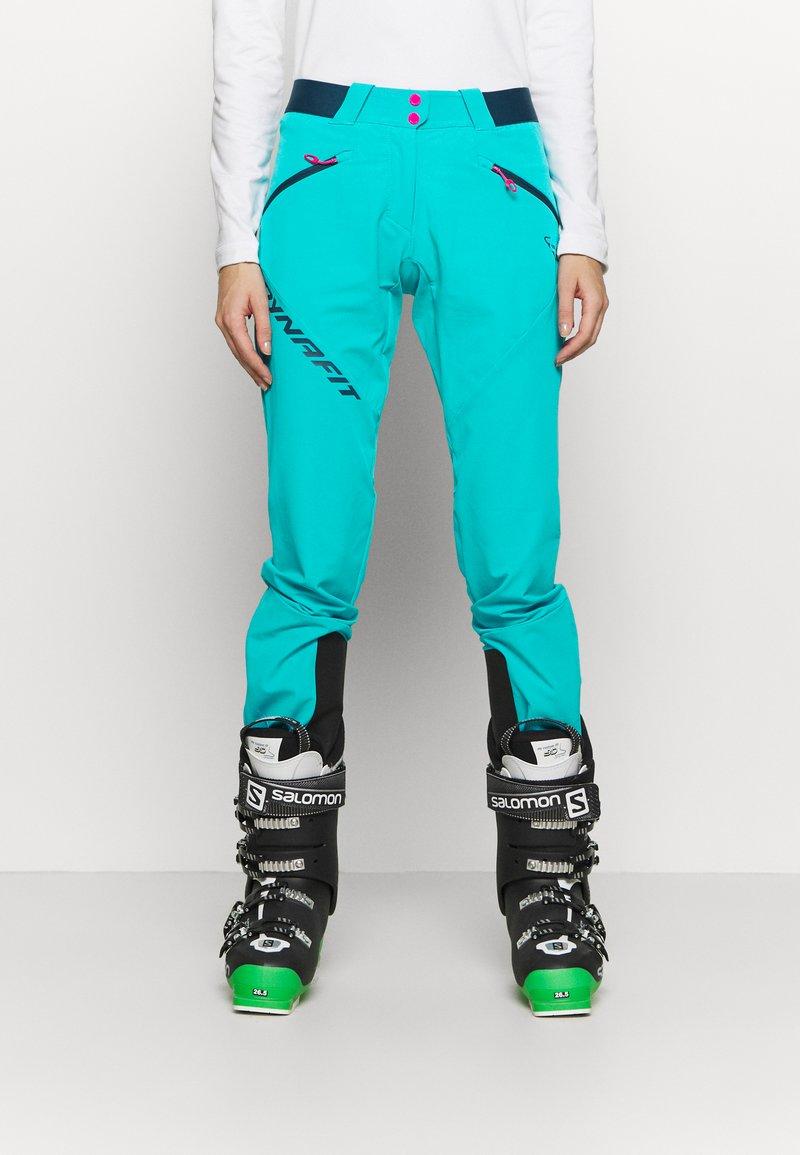 Dynafit - TOURING - Spodnie narciarskie - silvretta
