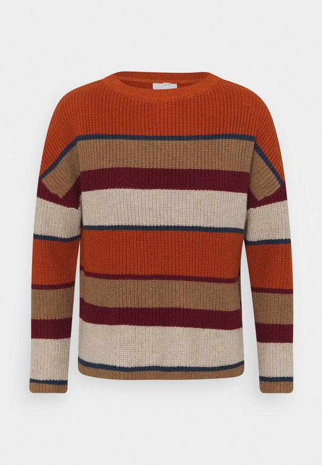 MALISSA JUMPER - Maglione - spiced orange