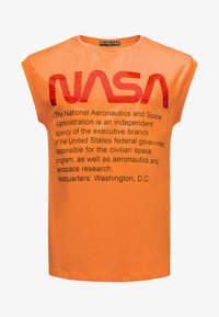 Red Bridge - WASHINGTON NASA  - Top - orange - 0