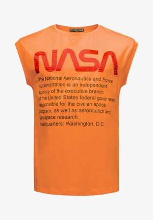 WASHINGTON NASA  - Top - orange