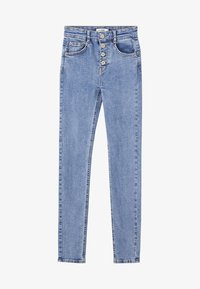 PULL&BEAR - Jeans Skinny Fit - blue denim - 6