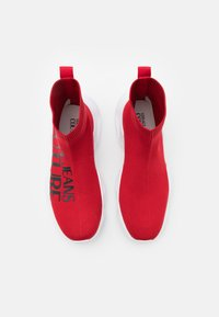 Versace Jeans Couture - High-top trainers - red - 3