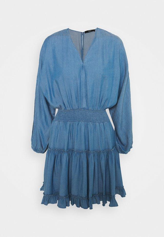 LAUREN SUMMER TUNIC - Day dress - indigo