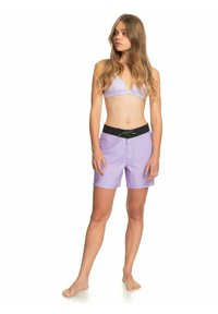 Quiksilver - Swimming shorts - pastel lilac - 1