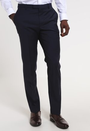BLAYR - Suit trousers - blau