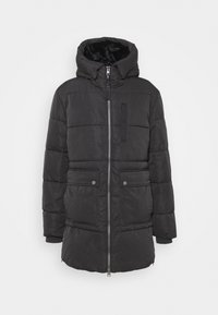 Tommy Jeans - CASUAL PUFFER - Winter coat - black - 5