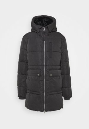 CASUAL PUFFER - Winter coat - black