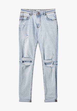 Jeans Skinny Fit - blue-grey