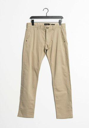 Jeans Straight Leg - beige