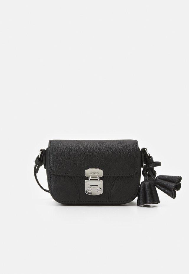 CORTINA STAMPA UMA SHOULDERBAG - Across body bag - black