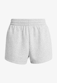 Weekday - KAMALA - Teplákové kalhoty - grey melange - 3