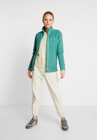 Vaude - ROSEMOOR  - Fleecová bunda - nickel green - 1