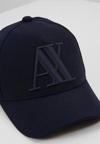 Armani Exchange - Cap - navy - 2