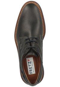 Fretz Men - Lace-ups - noir 51 - 1