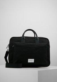 Sandqvist - EMIL - Laptop bag - black - 0