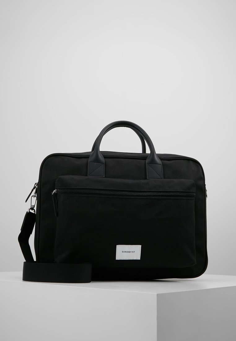 Sandqvist - EMIL - Laptop bag - black