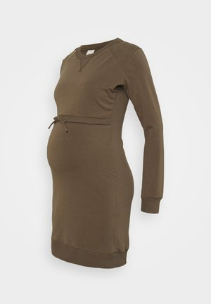 WARMER DRESS - Vestido ligero - pine green