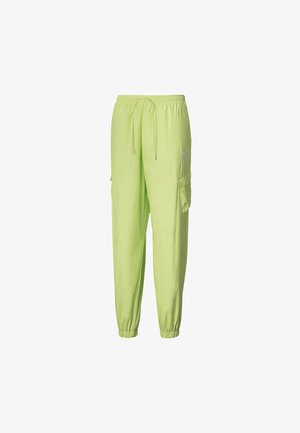 CLASSICS UTILITY - Tracksuit bottoms - sharp green