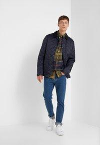 Barbour - DIGGLE QUILT - Light jacket - navy - 1