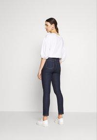 Benetton - TROUSERS - Jeans Skinny Fit - dark blue - 2
