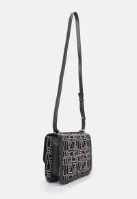 Just Cavalli - Across body bag - black/grey - 2