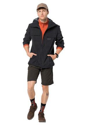 Outdoor jacket - phantom