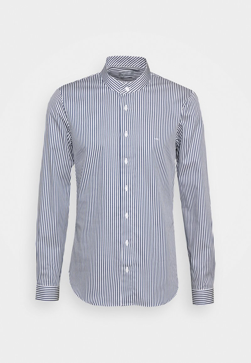 Michael Kors - STRIPE STRETCH SLIM SHIRT - Formal shirt - estate blue