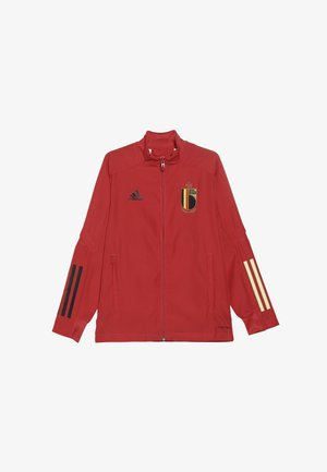 BELGIUM RBFA PRESENTATION JACKET - Training jacket - red