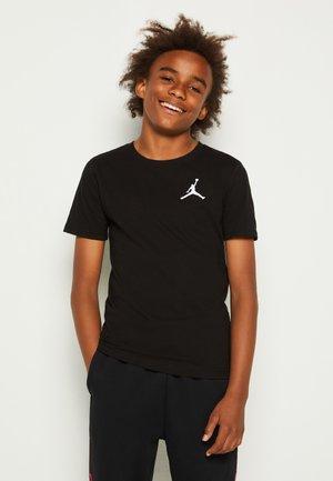 JUMPMAN AIR - Camiseta estampada - black
