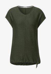 Cecil - Basic T-shirt - grün - 3