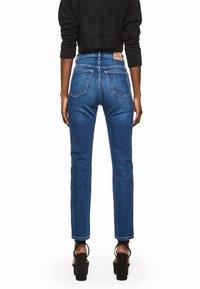 Pepe Jeans - DUA LIPA X PEPE JEANS - Slim fit jeans - denim - 2