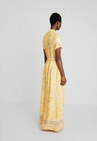 Mos Mosh - JESSY SUNNY DRESS - Maxi dress - jojoba - 2