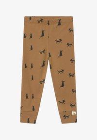 Turtledove - CATS DOG - Leggings - Trousers - honey - 2