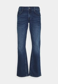 Mustang - OREGON - Jeansy Bootcut - denim blue - 5
