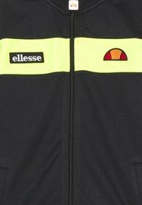 Ellesse - RELLIO - Sudadera con cremallera - black - 2