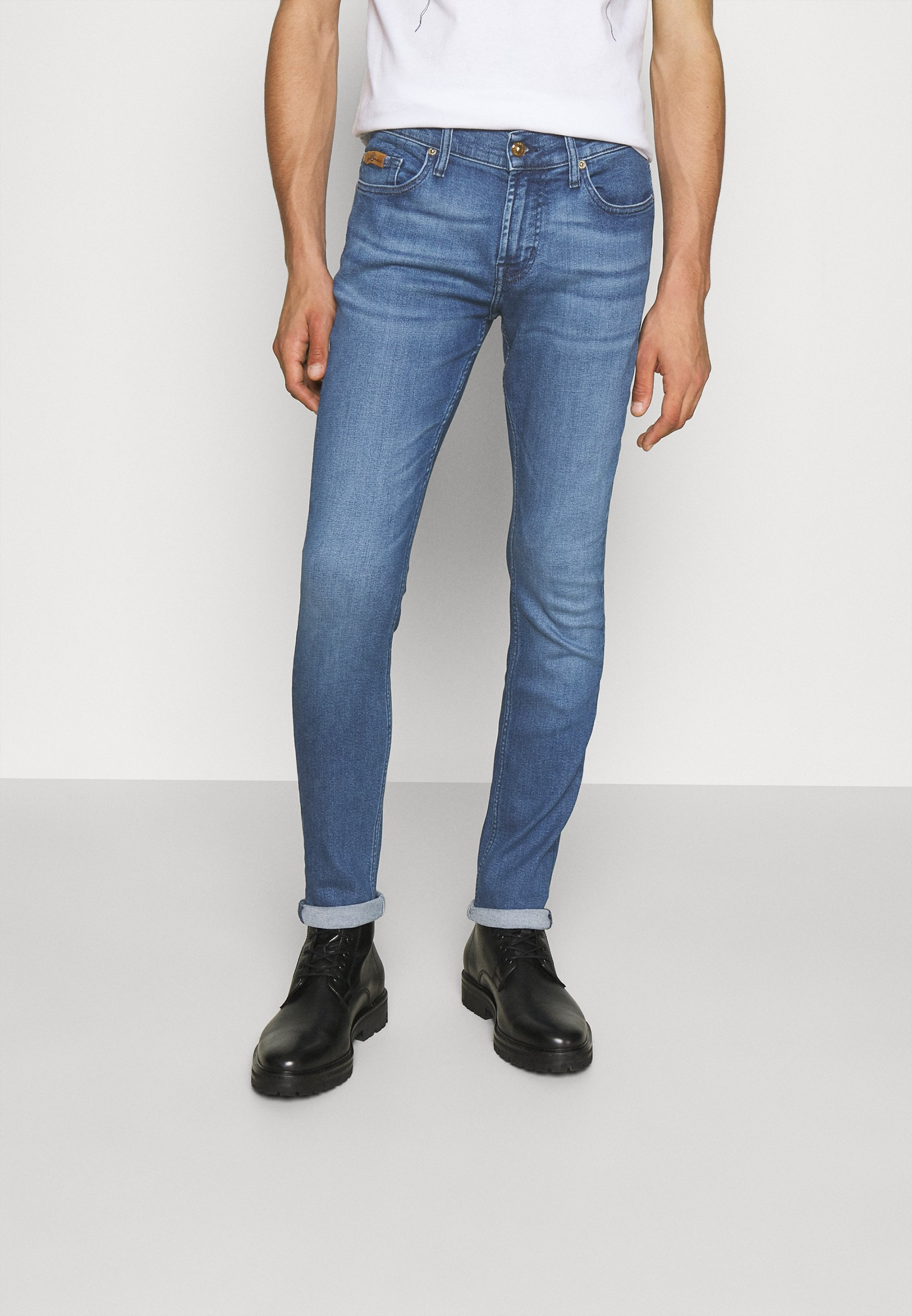 Herrer RONNIE - Jeans Slim Fit