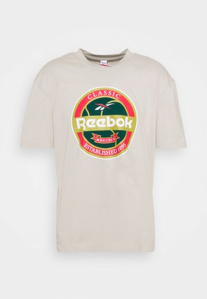 VINTAGE PACK CASUAL - T-shirt con stampa - sand stone